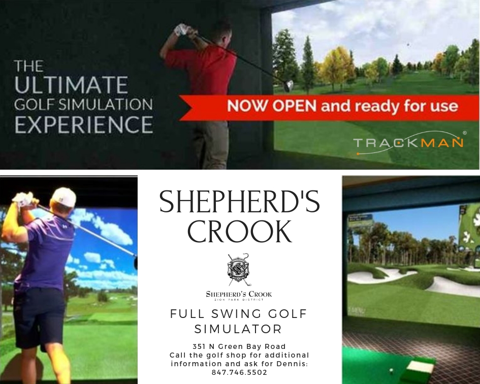 Shepherd's Crook Simulator flyer